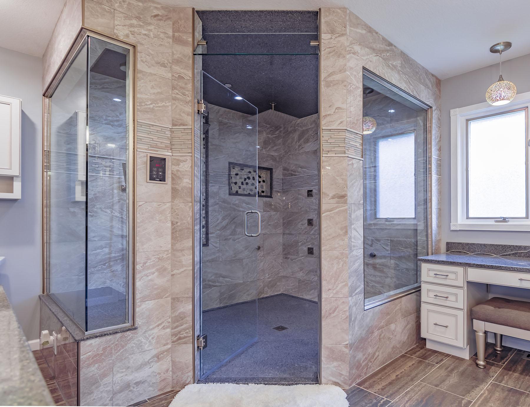 Austin Bathroom Remodel - 1 Day Bath of Texas Onyx Collection